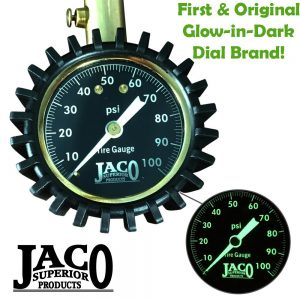JACO ElitPro is the best tire pressure gauge as per our testing and surveys