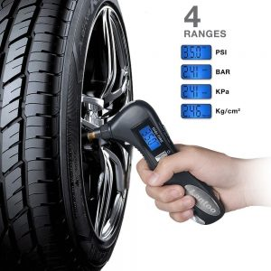 Lantoo is one of the best digital tire pressure gauge available in the market today