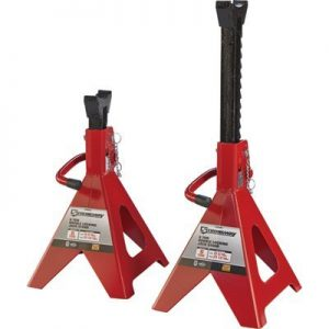 Strongway is the best rated jack stand by customers