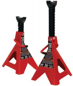 Torin Big Red Steel is the best jack stand you can get for your car