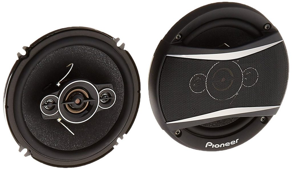 "Pioneer TS A1686 is the best 6.5"" car speaker as per our list"