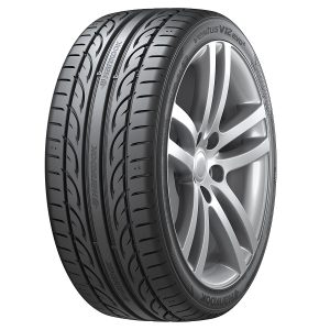 Hankook Ventus Summer Tire is one good high performance tire for summer conditions.