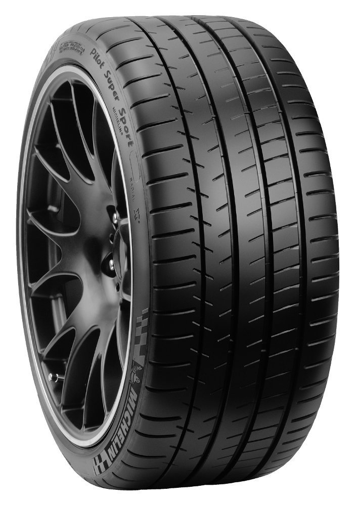 Michelin Pilot super sport tire is one of the best rated summer tires out there
